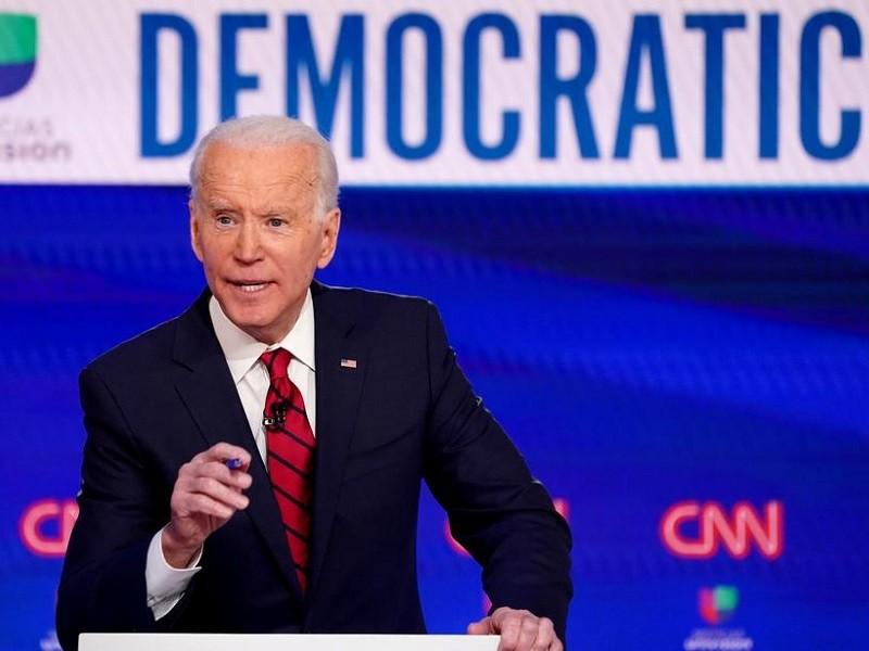 Áp lực từ Dân chủ, ông Biden sẽ trả lời về cáo buộc tình dục - ảnh 1
