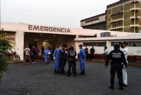 Bạo loạn nhà tù ở Venezuela, ít nhất 17 người chết - ảnh 1