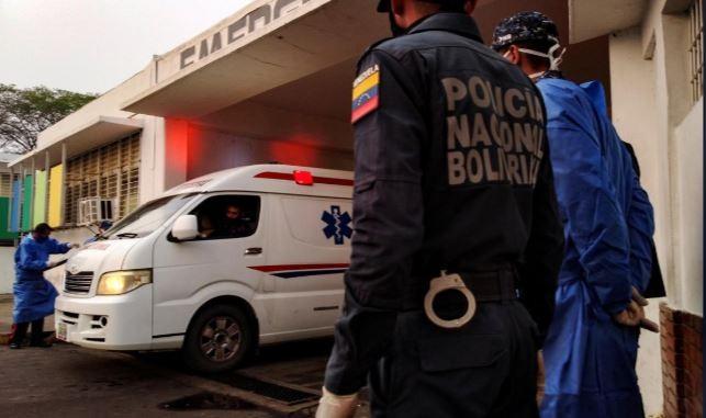 Bạo loạn nhà tù ở Venezuela, ít nhất 17 người chết - ảnh 2