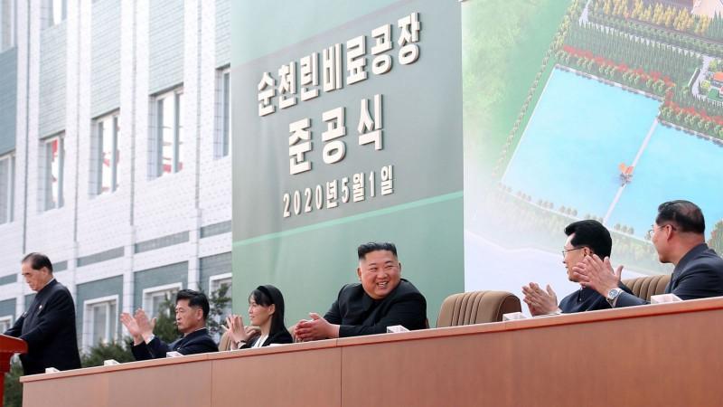 Hàn Quốc: Ông Kim không vắng mặt để làm phẫu thuật  - ảnh 1