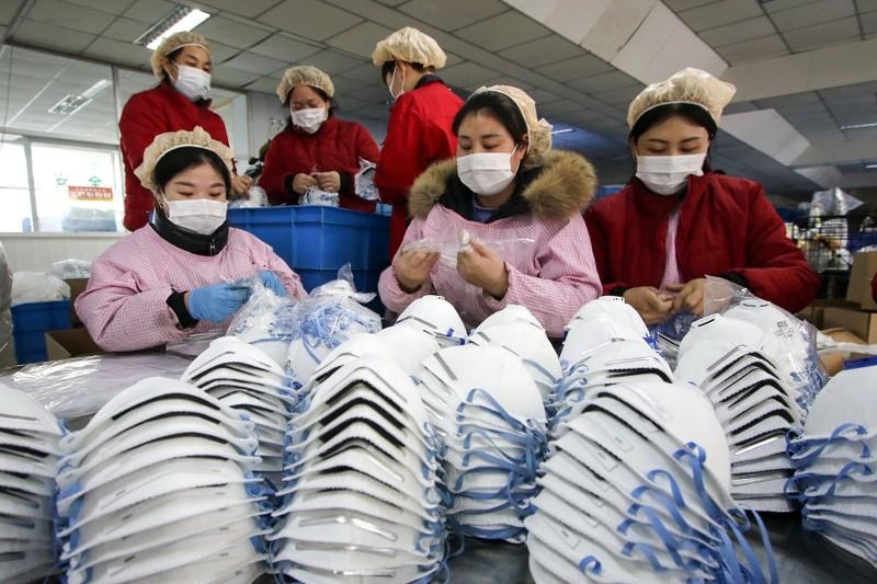 Mỹ cáo buộc Trung Quốc giấu dịch để đầu cơ vật tư y tế  - ảnh 1