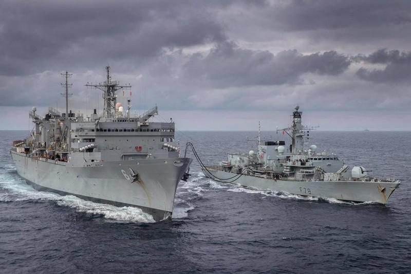 Lần đầu tiên sau 30 năm, tàu chiến Mỹ đi vào vùng biển bắc Nga - ảnh 2