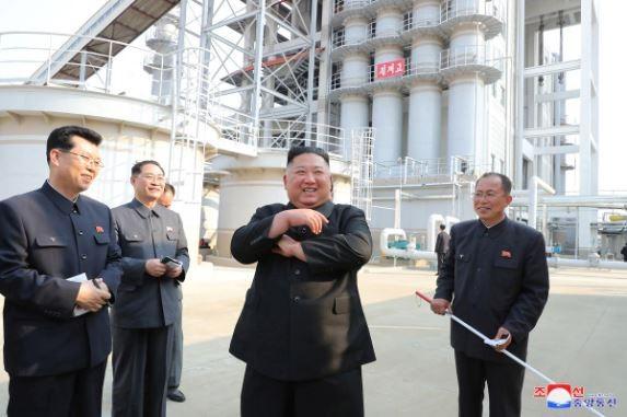 Tình báo Hàn Quốc lên tiếng về ông Kim Jong-un  - ảnh 2