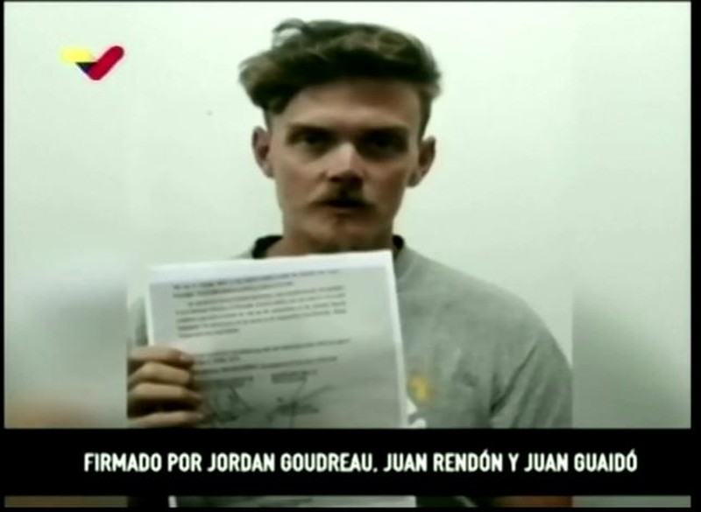 Venezuela phát video lời khai cựu binh Mỹ tham gia đột kích - ảnh 2