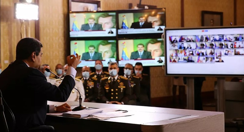 Xuất hiện hợp đồng giữa ông Guaido với bên đột kích Venezuela - ảnh 1