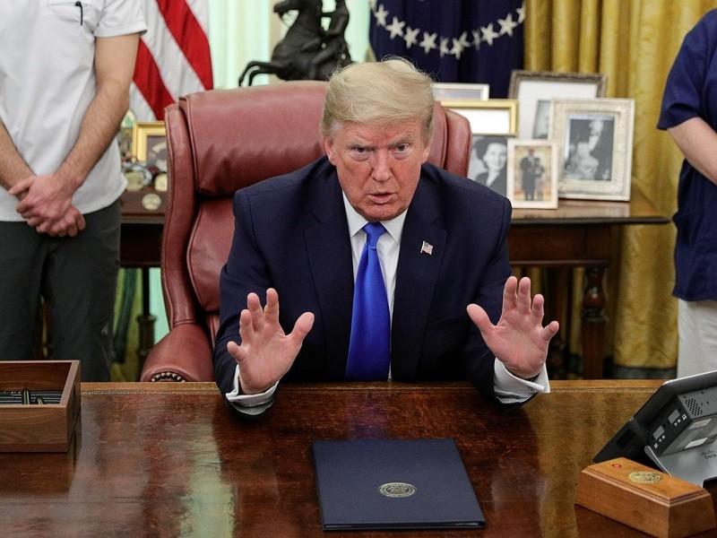 Quốc hội đã không thể ngăn ông Trump đơn phương tấn công Iran  - ảnh 1