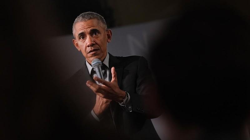 Ông Obama lên tiếng về chiến dịch chống COVID-19 của ông Trump - ảnh 1
