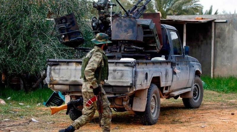 Quân chính phủ Libya phản công phe của ông Haftar ở Tripoli - ảnh 2