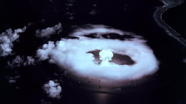 Lượng tiền Mỹ đổ cho vũ khí hạt nhân cao gấp 4 lần Nga - ảnh 1