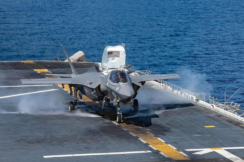 Chương trình nâng cấp vũ khí hạt nhân cho F-35 bị hoãn - ảnh 1