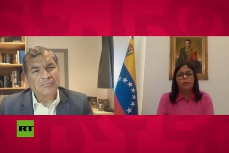 Phó Tổng thống Venezuela lên tiếng vụ đột kích lật ông Maduro - ảnh 1