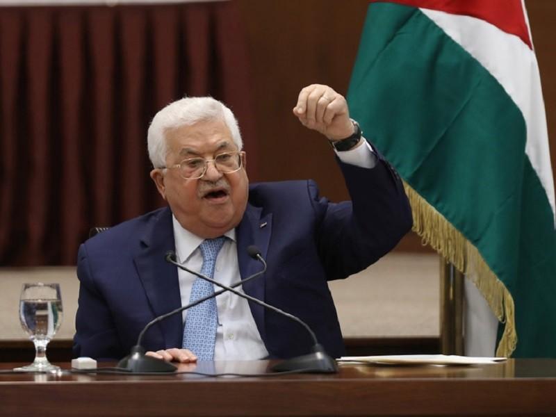 Palestine tuyên bố rút khỏi mọi thỏa thuận với Mỹ và Israel - ảnh 1