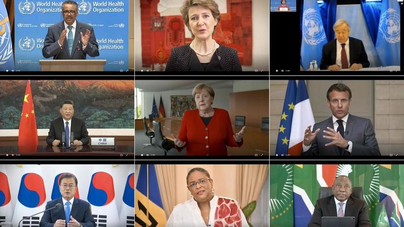 194 nước-có Trung Quốc-ra nghị quyết điều tra WHO về COVID-19 - ảnh 1