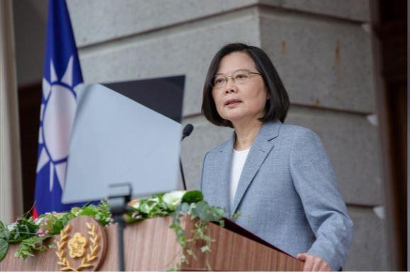 Bà Thái Anh Văn: Không chấp nhận 'một quốc gia, hai chế độ' - ảnh 1