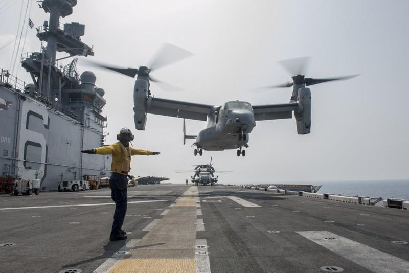 Báo cáo: Mỹ lấy tiền đóng tàu chiến để xây tường biên giới - ảnh 3