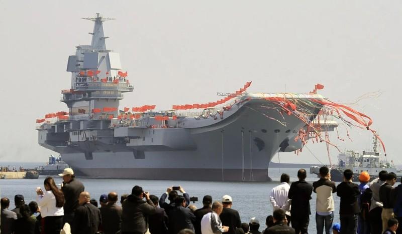 Quân đội Trung Quốc muốn có ngân sách lớn hơn để đối phó Mỹ - ảnh 3