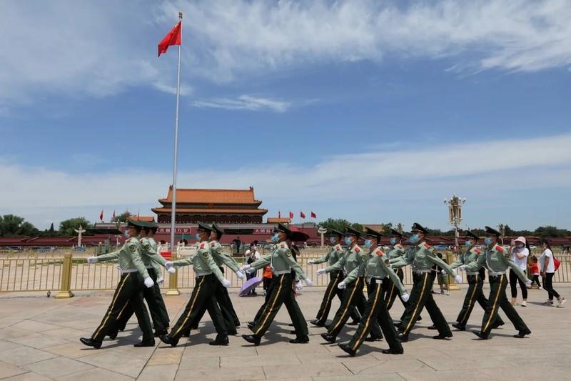 Bắc Kinh sắp ban hành luật chống bạo loạn, ly khai ở Hong Kong - ảnh 1