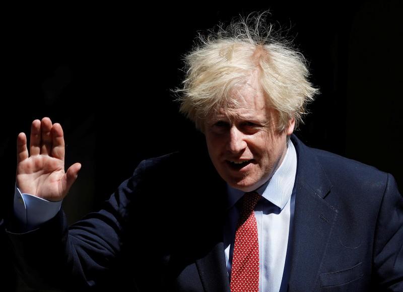 Thủ tướng Anh cam kết về hệ thống theo dõi COVID-19 - ảnh 1