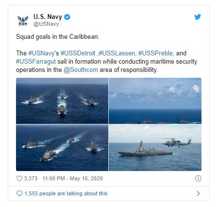 Venezuela: Sẽ triển khai quân đội hộ tống tàu dầu từ Iran về - ảnh 2