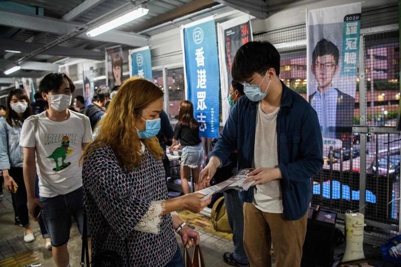 Luật an ninh Hong Kong: Bà Lâm ủng hộ, phương Tây quan ngại - ảnh 2