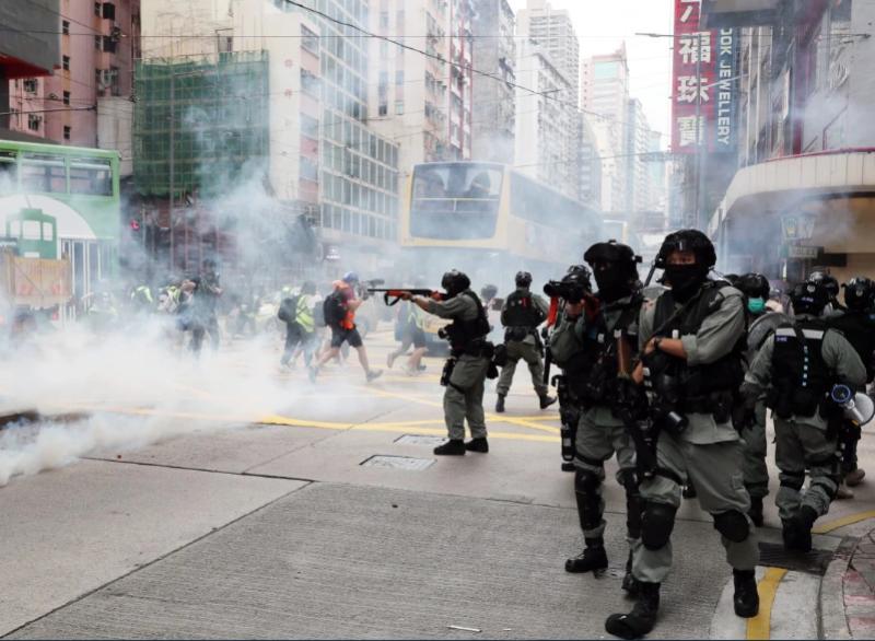 Bắc Kinh: Luật an ninh Hong Kong chỉ nhằm chống 'khủng bố' - ảnh 2