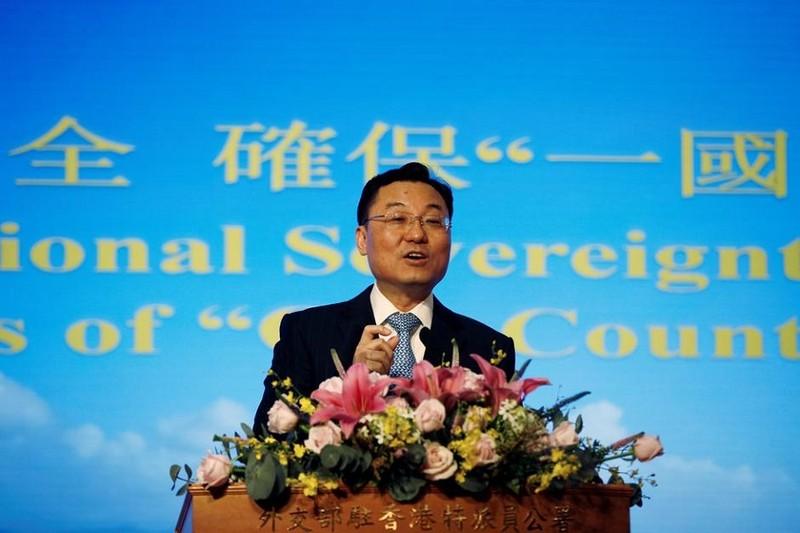 Bắc Kinh: Luật an ninh Hong Kong chỉ nhằm chống 'khủng bố' - ảnh 1