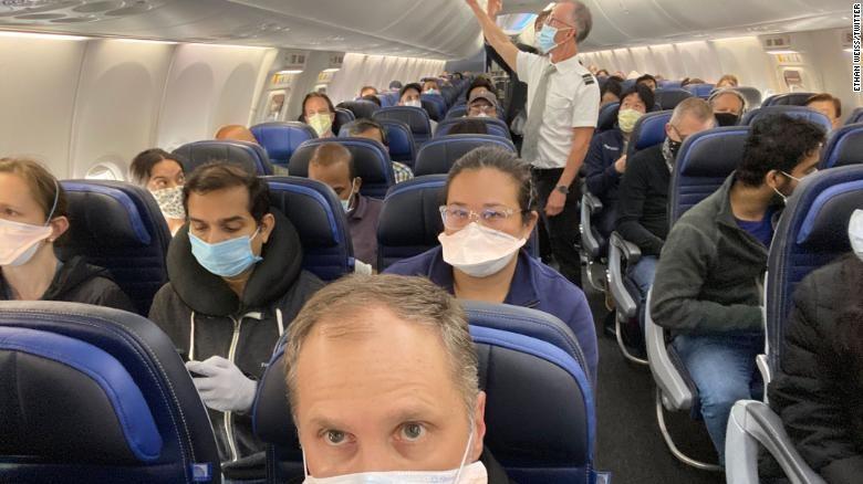 Căng thẳng Mỹ-Trung lan qua ngành hàng không - ảnh 1