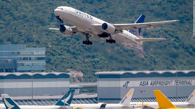 Căng thẳng Mỹ-Trung lan qua ngành hàng không - ảnh 2