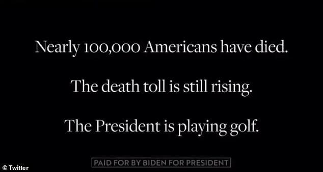Ông Joe Biden xuất hiện trở lại sau hơn 2 tháng tránh dịch - ảnh 2