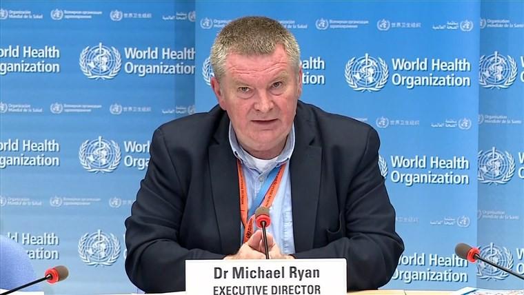 WHO cảnh báo đỉnh dịch thứ hai ở khu vực đang giảm lây nhiễm - ảnh 1