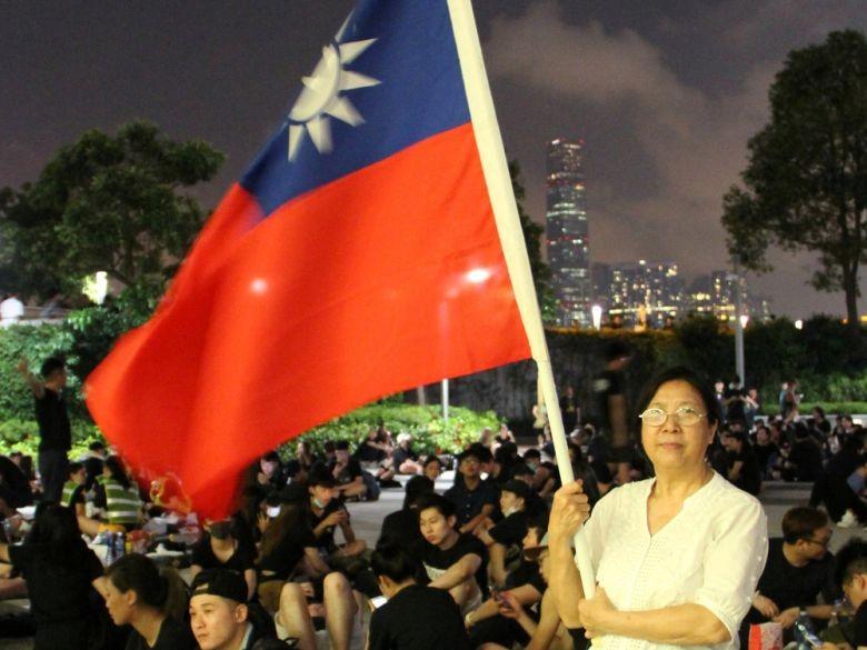 Vụ luật an ninh: Đài Loan cân nhắc bỏ quy chế ưu đãi Hong Kong - ảnh 2