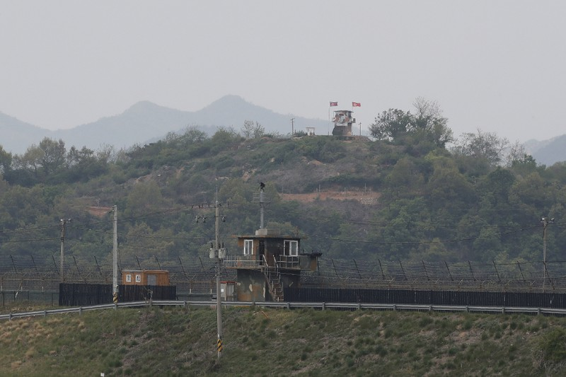 LHQ: 2 miền Triều Tiên vi phạm thỏa thuận ngừng bắn vụ 3-5 - ảnh 1