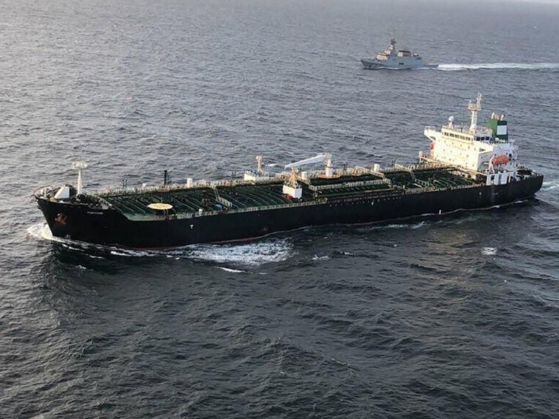 Tàu dầu thứ 3 của Iran vào vùng biển Venezuela - ảnh 1