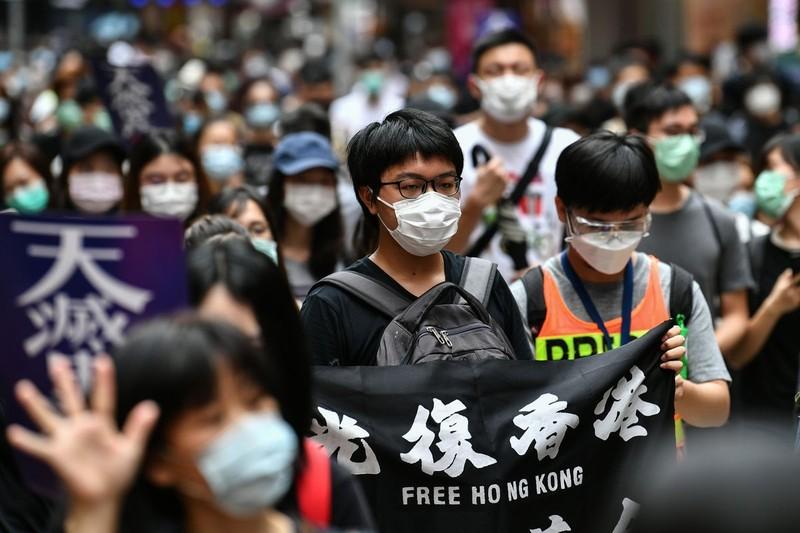 Bắc Kinh bất ngờ mở rộng nội dung luật an ninh Hong Kong  - ảnh 1