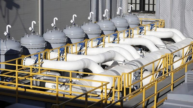 Israel từ chối giao công ty Trung Quốc xây nhà máy nước - ảnh 2