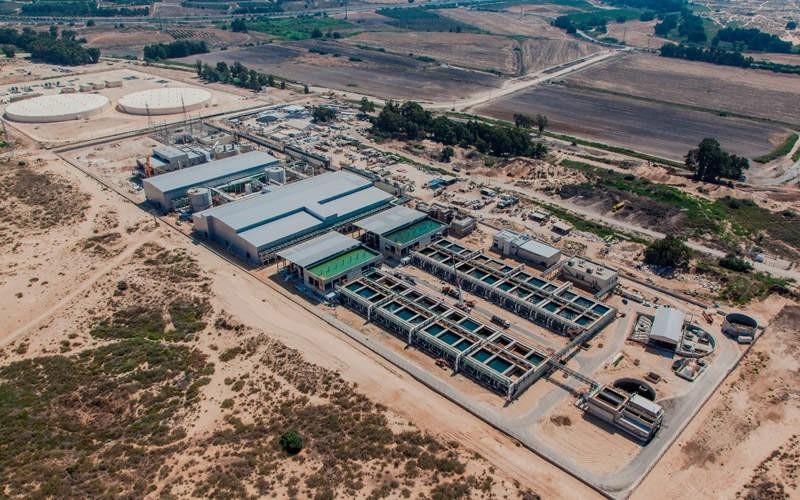 Israel từ chối giao công ty Trung Quốc xây nhà máy nước - ảnh 1