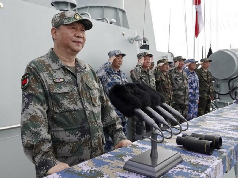 Trung Quốc bảo lưu việc sử dụng vũ lực ngăn Đài Loan độc lập - ảnh 2