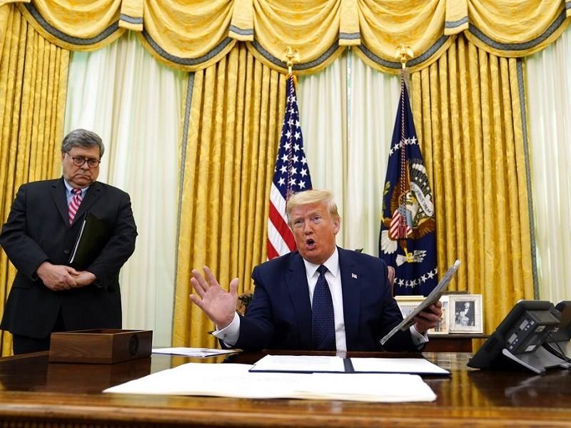 Ông Trump sẽ công bố thay đổi trong chính sách với Trung Quốc - ảnh 1