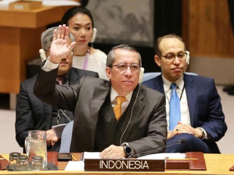 Indonesia gửi công hàm phản đối Trung Quốc lên Liên Hợp Quốc - ảnh 1