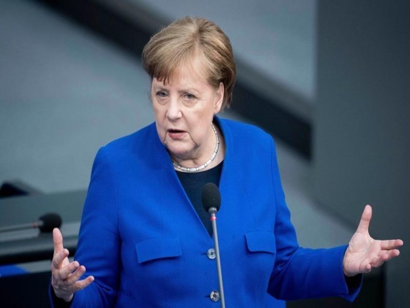 Ông Trump mời đến Mỹ họp G7, bà Merkel từ chối - ảnh 1