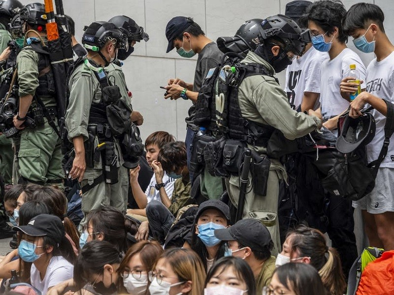 Triều Tiên ủng hộ Trung Quốc ban hành luật an ninh Hong Kong - ảnh 1