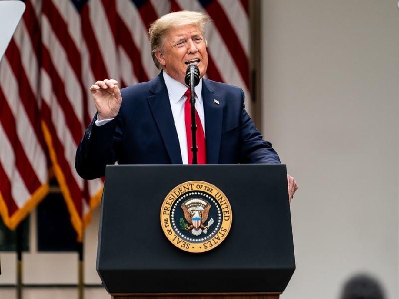 Ông Trump ra một loạt tuyên bố về WHO,Trung Quốc và Hong Kong - ảnh 1