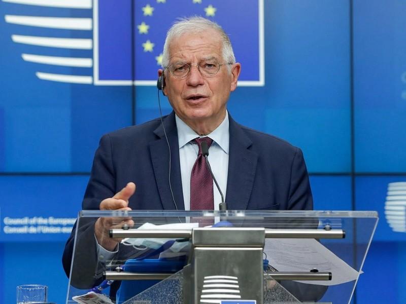 EU phản đối trừng phạt Trung Quốc vụ luật an ninh Hong Kong - ảnh 1