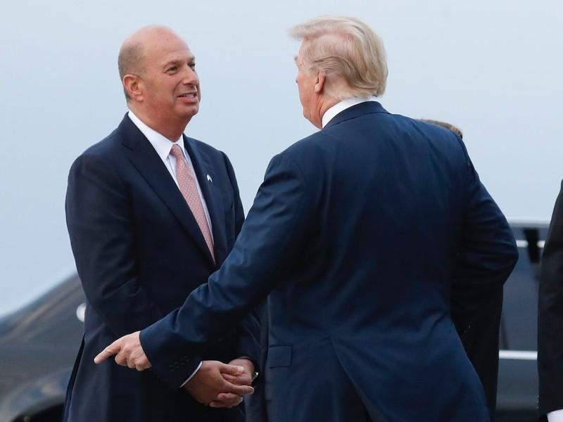 Ông Trump bổ nhiệm ai làm Đại sứ Mỹ ở các nước? - ảnh 1