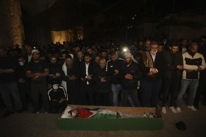 Israel xin lỗi vụ cảnh sát bắn một thanh niên Palestine tự kỷ - ảnh 3