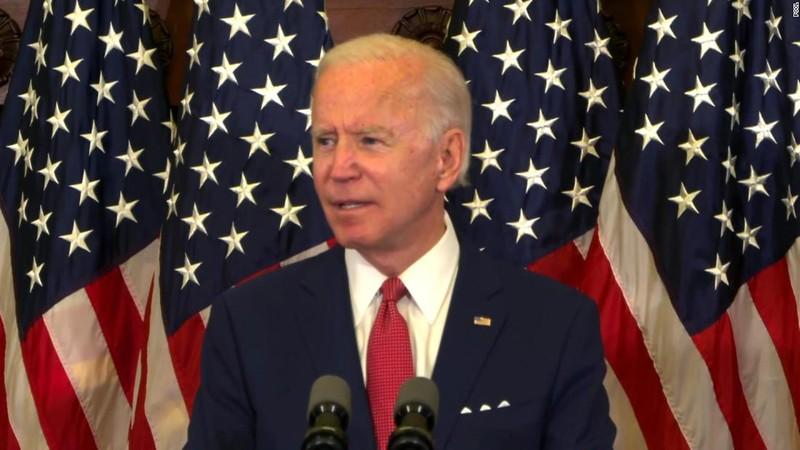 Ông Joe Biden: Sẽ phá vỡ  'ích kỷ và sợ hãi' đang hủy hoại Mỹ - ảnh 3