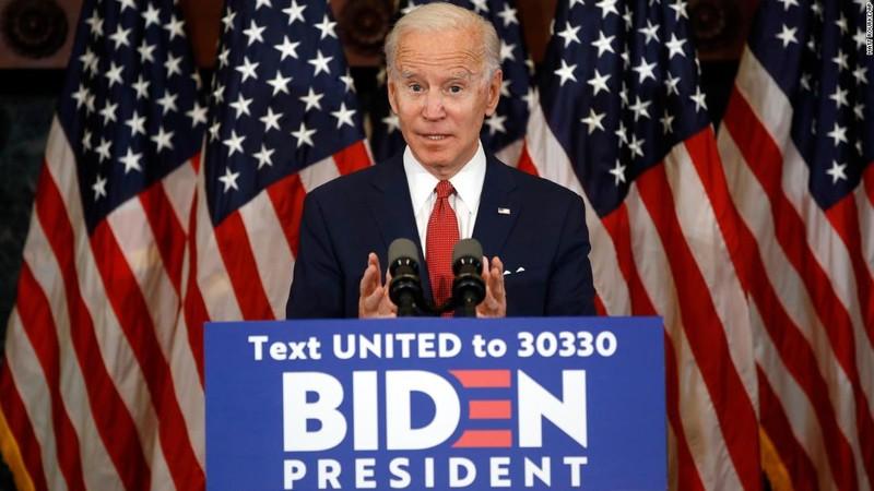 Ông Joe Biden: Sẽ phá vỡ  'ích kỷ và sợ hãi' đang hủy hoại Mỹ - ảnh 2