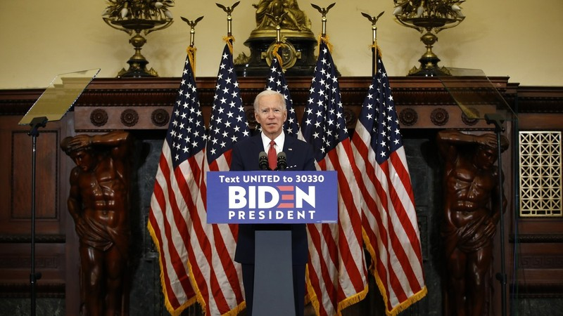 Ông Joe Biden: Sẽ phá vỡ  'ích kỷ và sợ hãi' đang hủy hoại Mỹ - ảnh 1
