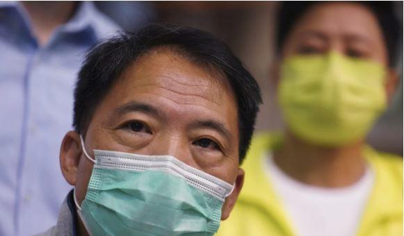 Lãnh đạo Hong Kong đến Bắc Kinh vì dự luật an ninh quốc gia - ảnh 2