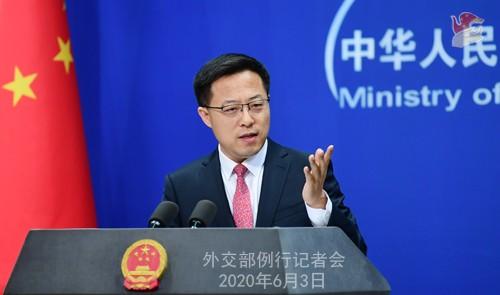 Trung Quốc lên tiếng về công hàm của Mỹ ở Liên Hợp Quốc - ảnh 1